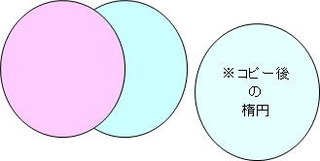 図形のカラーを半透明にする PART2
